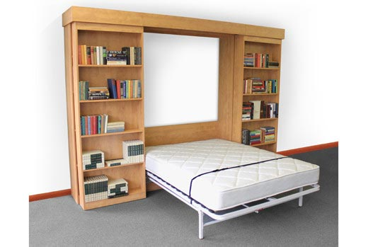 library bed